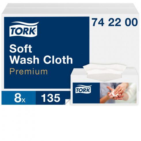 742200 Tork Soft mosdatókendő