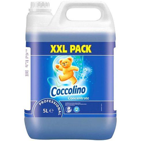 Coccolino Prof. Blue concentrate-Öblítő koncentrátum (5 l)