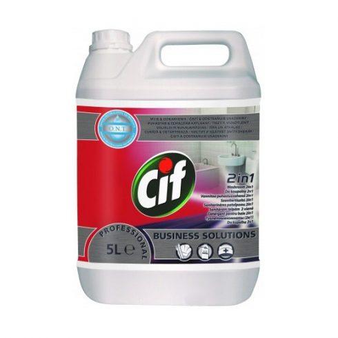 Cif Prof.Washroom 2 in 1 (5 l)