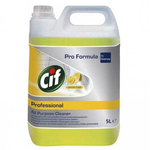 Cif Prof. APC Lemon Fresh-Cif Álatlános felülettisztítószer citrom illattal (5 l)