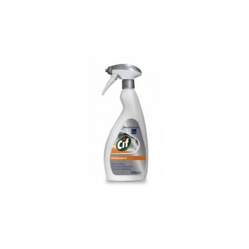 Cif Prof. Oven & Grill Cleaner (750 ml)