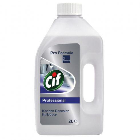 Cif Prof. Kitchen Descaler-Cif konyhai vízkőoldószer (2 l)