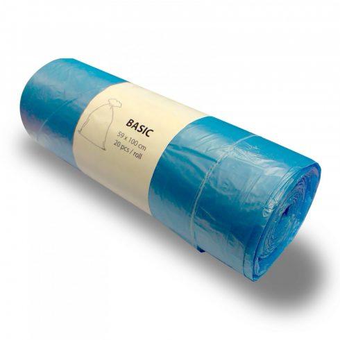 A8012 Alufix szemetes zsák 80L kék