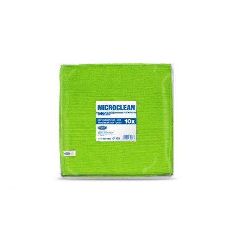 BonusPRO MicroCLEAN kendő zöld 10/1 HoReCa - HACCP