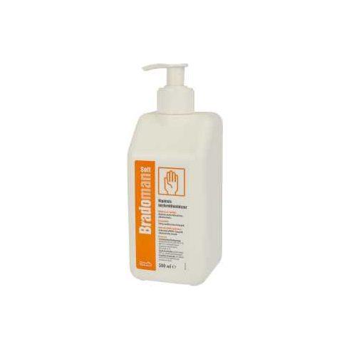 BRL 0500 Bradolife Bradoline Bradoman soft 500 ml 0,5 literes higiénés kézfertőtlenítő szer pumpás