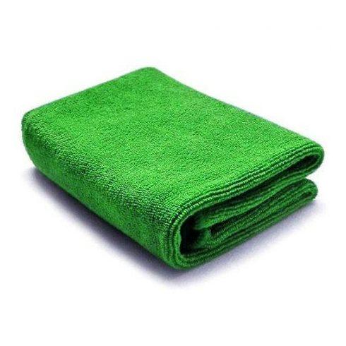 Mikroszálas törlőkendő Zöld