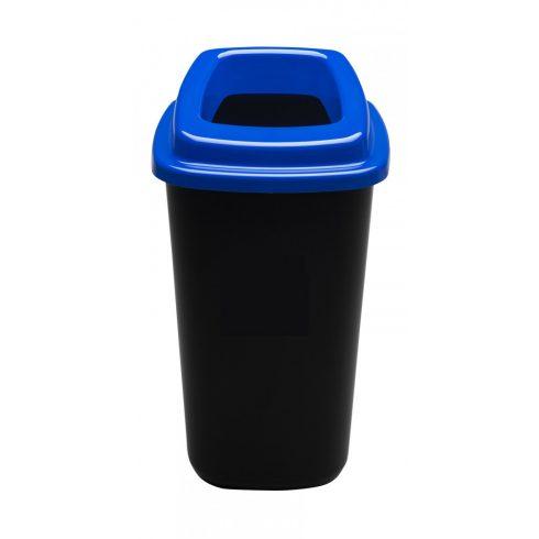 PL680-03 Plafor Sort szelektív hulladékgyűjtő szemetes kuka 45L kék