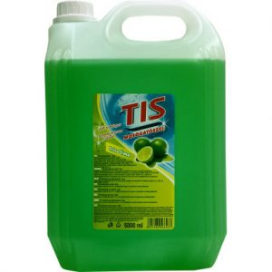T0702 TIS mosogatószer Lime 5 liter (5L)